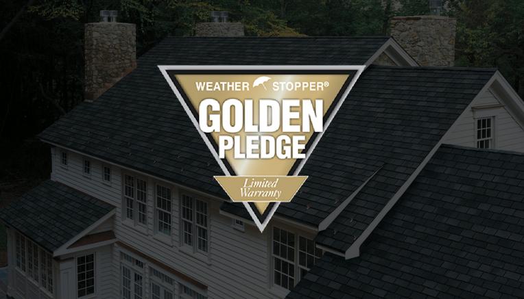 GAF Golden Pledge Warranty 1